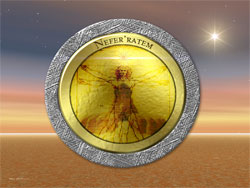 Nefer'Ratem Medallion